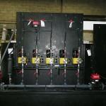 Kit pompes doseuses pour le traitement des eaux piscines, industrie...