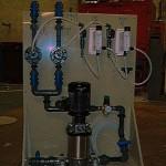 Panoplie chlore gazeux pour le traitement des eaux piscines, industrie...