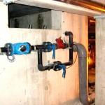 Conduit cuve appoint eau de ville pour le traitement des eaux piscines, industrie...